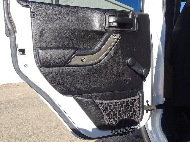 2015 Jeep Wrangler Unlimited Sport Madison, NC 27