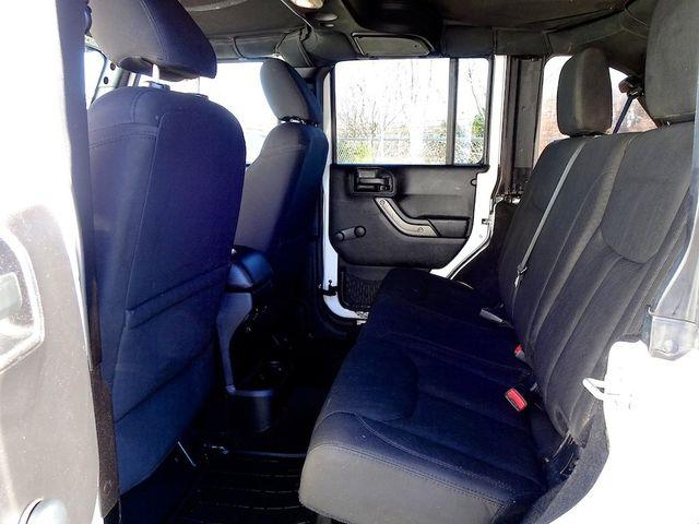 2015 Jeep Wrangler Unlimited Sport Madison, NC 28