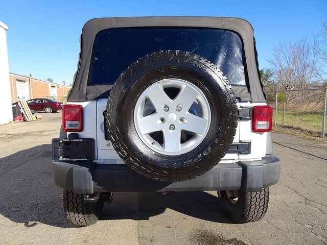 2015 Jeep Wrangler Unlimited Sport Madison, NC 3