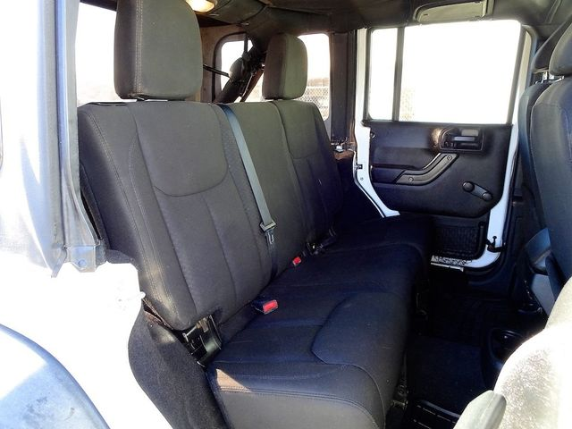 2015 Jeep Wrangler Unlimited Sport Madison, NC 32