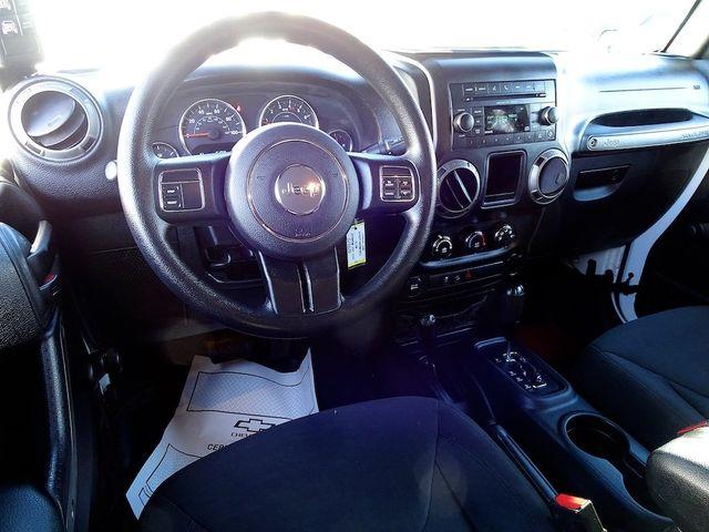 2015 Jeep Wrangler Unlimited Sport Madison, NC 34