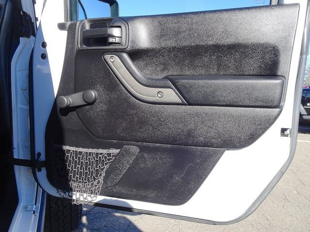 2015 Jeep Wrangler Unlimited Sport Madison, NC 35