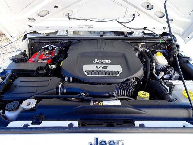2015 Jeep Wrangler Unlimited Sport Madison, NC 38