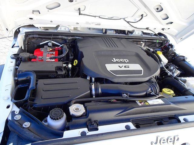 2015 Jeep Wrangler Unlimited Sport Madison, NC 39