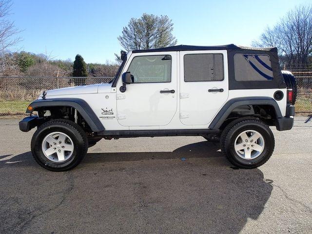 2015 Jeep Wrangler Unlimited Sport Madison, NC 5