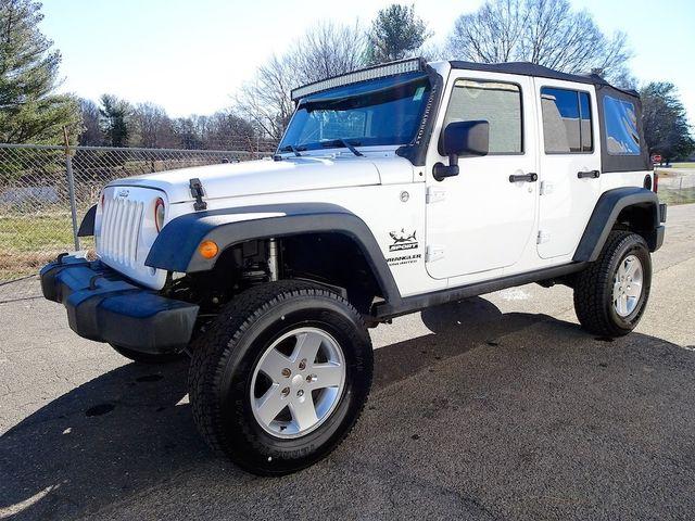 2015 Jeep Wrangler Unlimited Sport Madison, NC 6