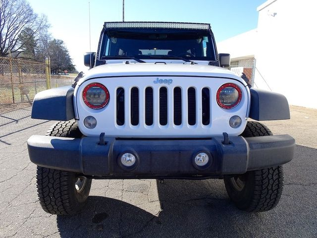 2015 Jeep Wrangler Unlimited Sport Madison, NC 7