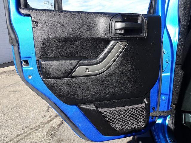 2015 Jeep Wrangler Unlimited Sport RHD Madison, NC 26