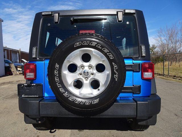 2015 Jeep Wrangler Unlimited Sport RHD Madison, NC 3
