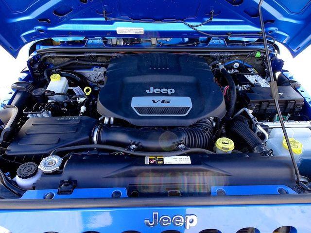 2015 Jeep Wrangler Unlimited Sport RHD Madison, NC 37