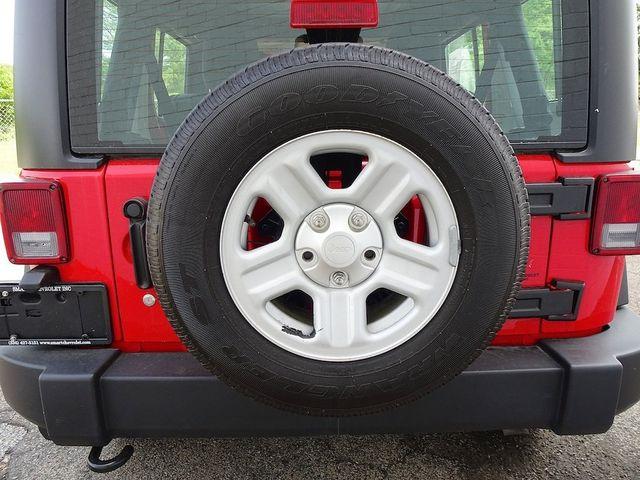 2015 Jeep Wrangler Unlimited Sport RHD Madison, NC 12