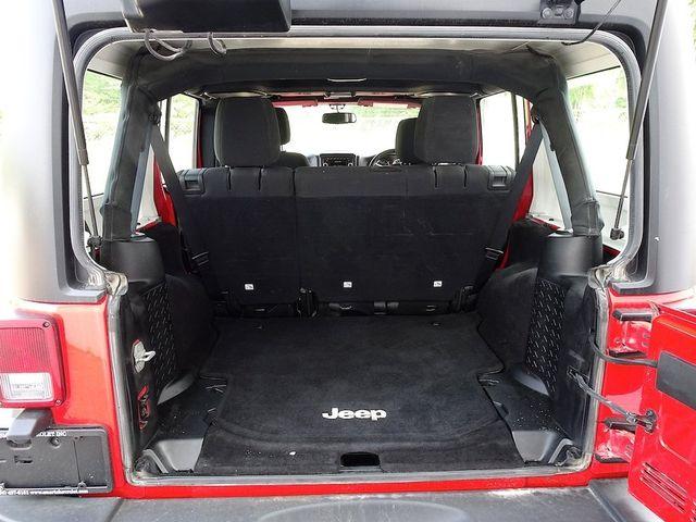 2015 Jeep Wrangler Unlimited Sport RHD Madison, NC 13
