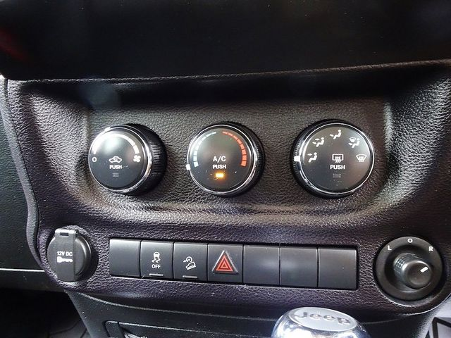2015 Jeep Wrangler Unlimited Sport RHD Madison, NC 18