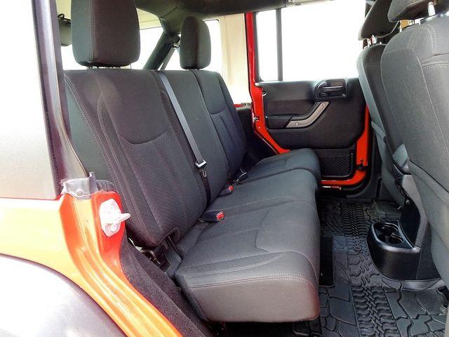 2015 Jeep Wrangler Unlimited Sport RHD Madison, NC 27