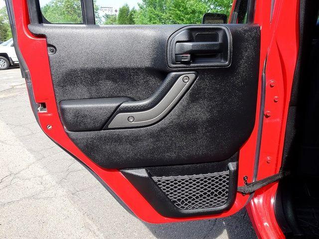 2015 Jeep Wrangler Unlimited Sport RHD Madison, NC 28