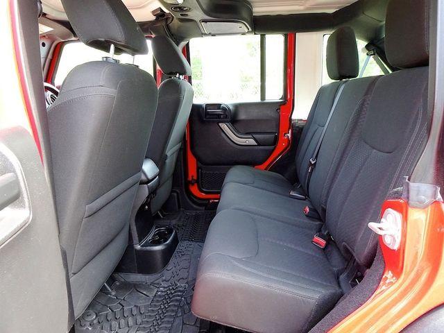 2015 Jeep Wrangler Unlimited Sport RHD Madison, NC 29