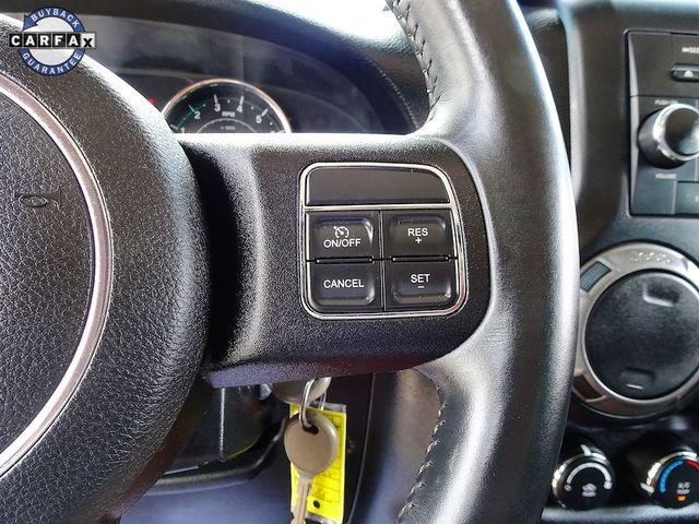 2015 Jeep Wrangler Unlimited Sport Madison, NC 16