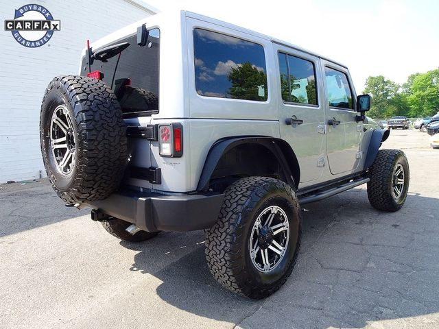 2015 Jeep Wrangler Unlimited Sport Madison, NC 2