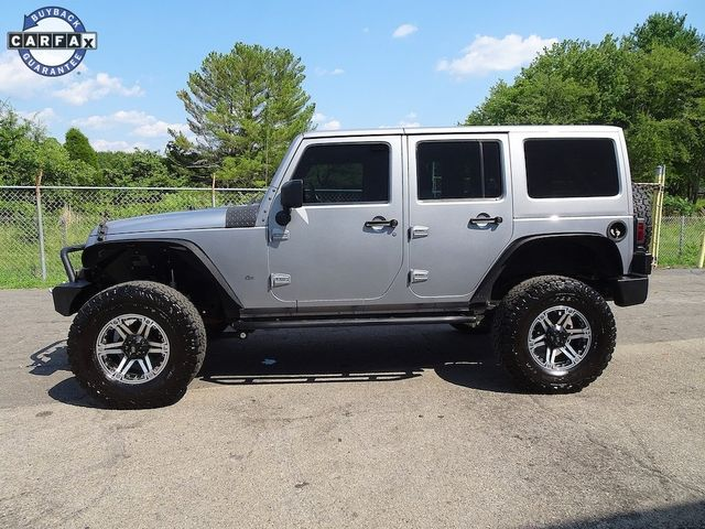 2015 Jeep Wrangler Unlimited Sport Madison, NC 5