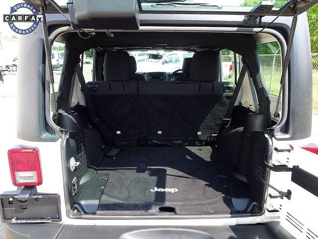 2015 Jeep Wrangler Unlimited Sport RHD Madison, NC 14
