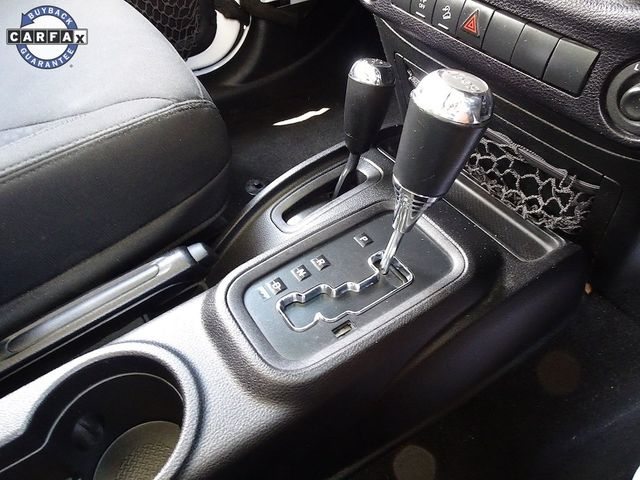 2015 Jeep Wrangler Unlimited Sport RHD Madison, NC 23