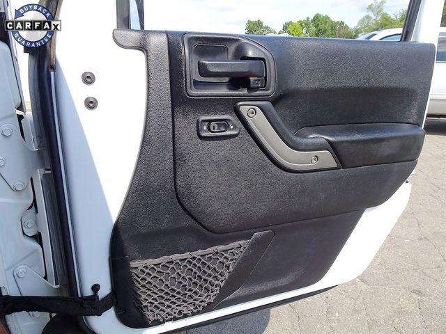 2015 Jeep Wrangler Unlimited Sport RHD Madison, NC 24