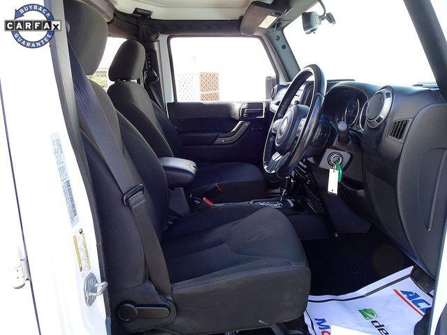 2015 Jeep Wrangler Unlimited Sport RHD Madison, NC 25