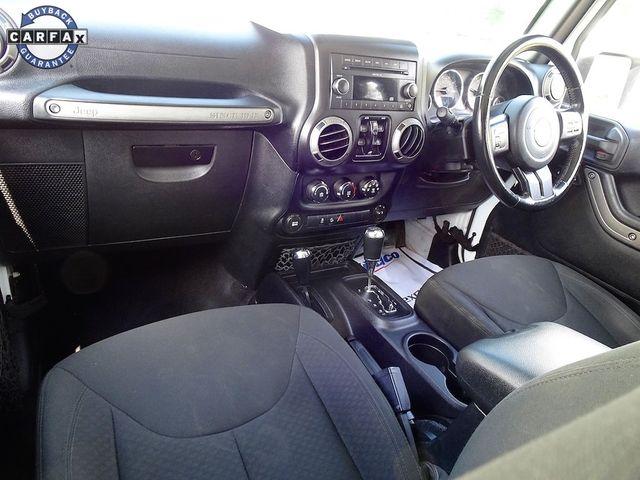 2015 Jeep Wrangler Unlimited Sport RHD Madison, NC 35