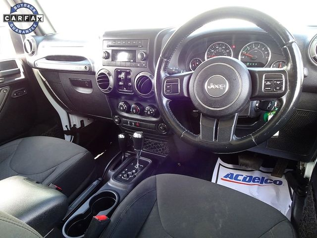 2015 Jeep Wrangler Unlimited Sport RHD Madison, NC 36
