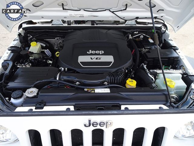 2015 Jeep Wrangler Unlimited Sport RHD Madison, NC 41