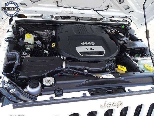 2015 Jeep Wrangler Unlimited Sport RHD Madison, NC 42