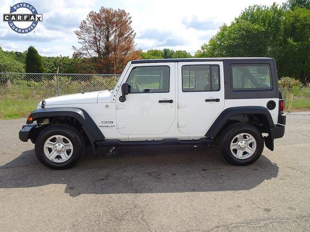 2015 Jeep Wrangler Unlimited Sport RHD Madison, NC 5