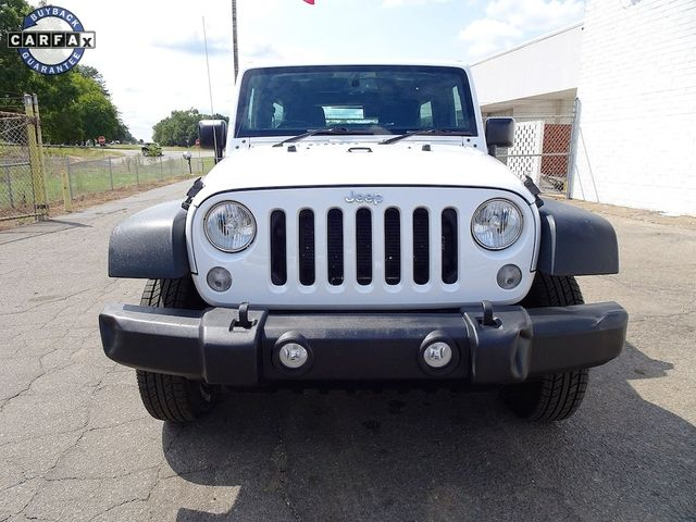 2015 Jeep Wrangler Unlimited Sport RHD Madison, NC 7