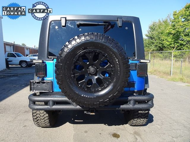 2015 Jeep Wrangler Unlimited Sport Madison, NC 3