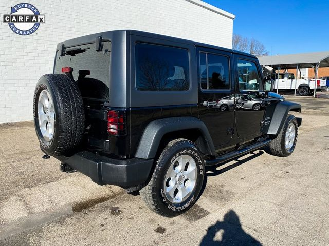 2015 Jeep Wrangler Unlimited Sport Madison, NC 1