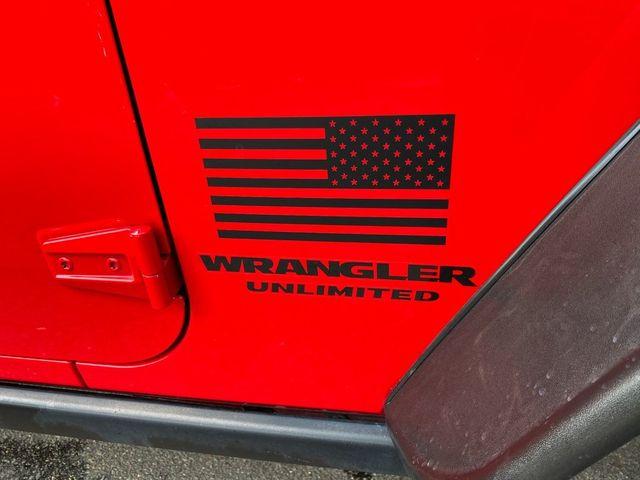 2015 Jeep Wrangler Unlimited Rubicon Madison, NC 9