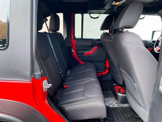 2015 Jeep Wrangler Unlimited Rubicon Madison, NC 11