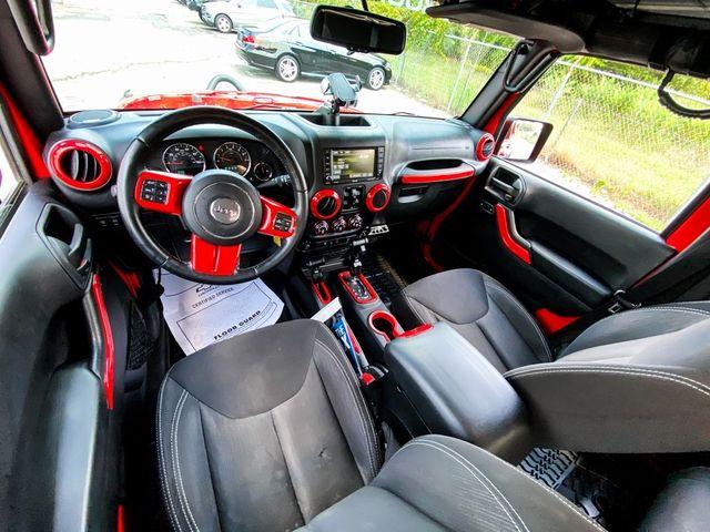 2015 Jeep Wrangler Unlimited Rubicon Madison, NC 25