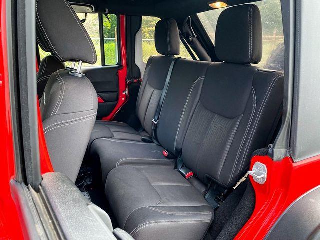 2015 Jeep Wrangler Unlimited Rubicon Madison, NC 26