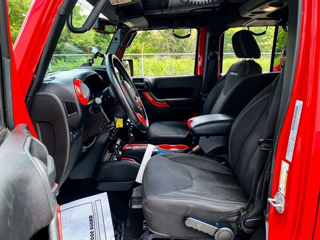 2015 Jeep Wrangler Unlimited Rubicon Madison, NC 27