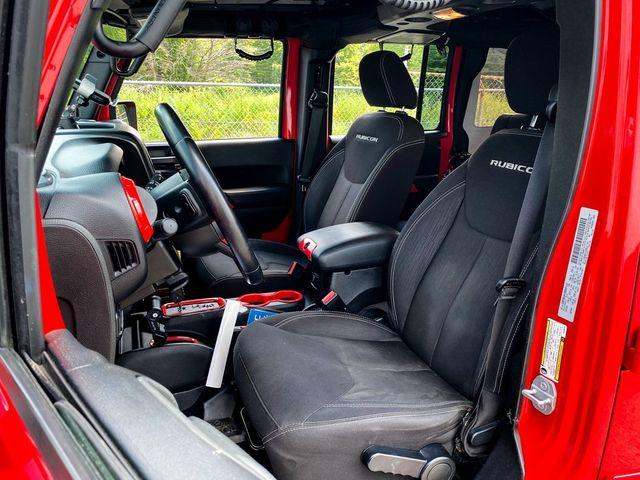 2015 Jeep Wrangler Unlimited Rubicon Madison, NC 28