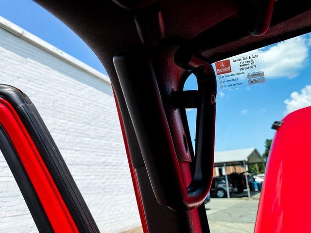 2015 Jeep Wrangler Unlimited Rubicon Madison, NC 40