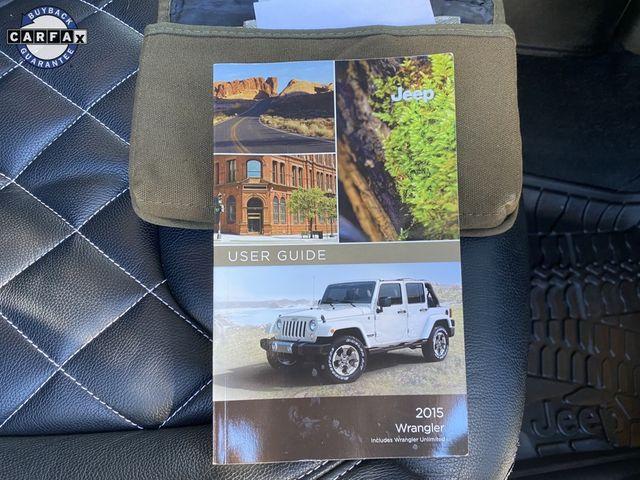 2015 Jeep Wrangler Unlimited Sport Madison, NC 13