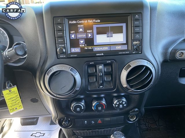 2015 Jeep Wrangler Unlimited Sport Madison, NC 26