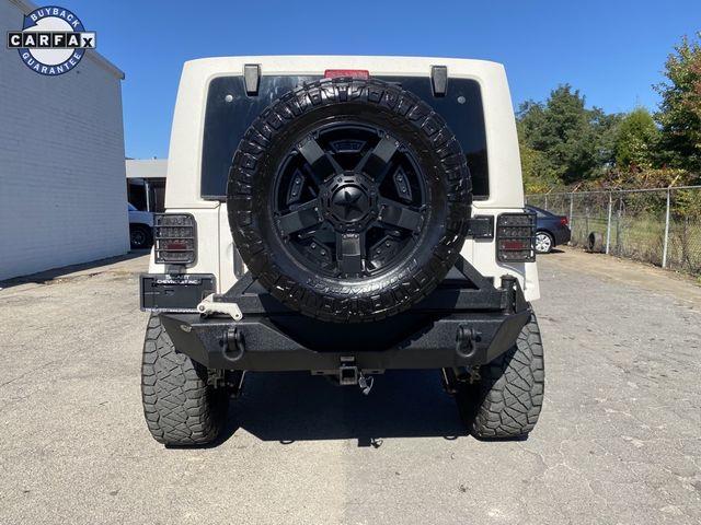 2015 Jeep Wrangler Unlimited Sport Madison, NC 2