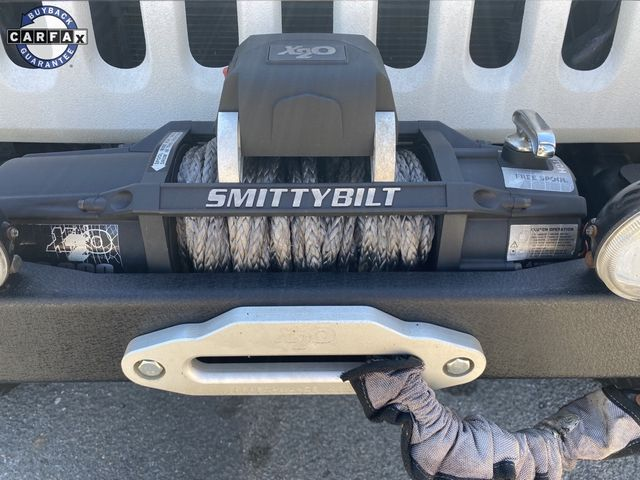 2015 Jeep Wrangler Unlimited Sport Madison, NC 40