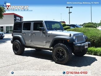 2015 Jeep Wrangler Unlimited Sport in McKinney, TX 75070