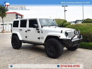 2015 Jeep Wrangler Unlimited Sport in McKinney, TX 75070