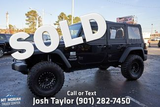 2015 Jeep Wrangler Unlimited Sport   Memphis, TN   Mt Moriah Truck Center in Memphis TN