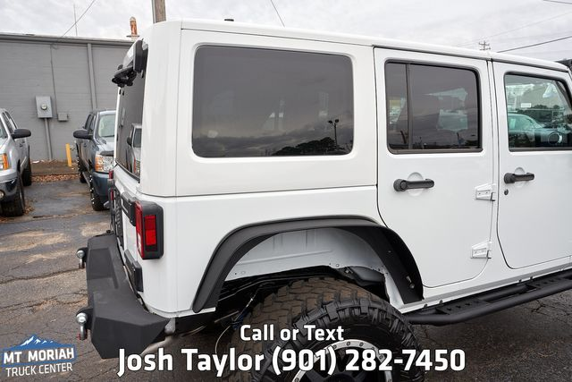 2015 Jeep Wrangler Unlimited Rubicon in Memphis, Tennessee 38115